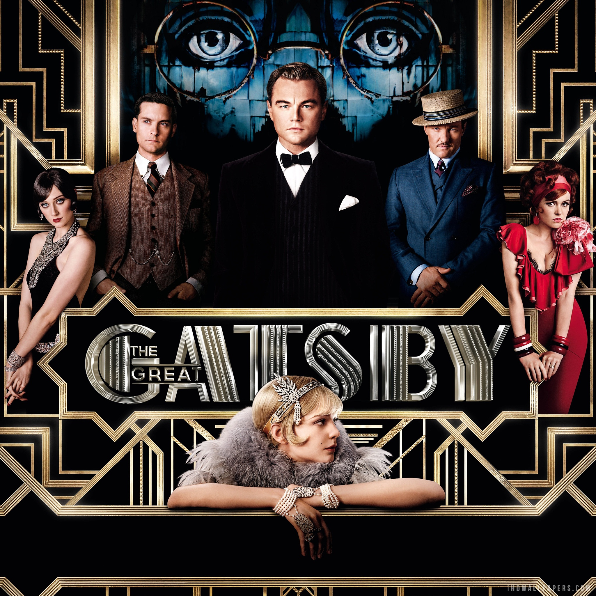 The Great Gatsby: The Great Gatsby Wallpaper