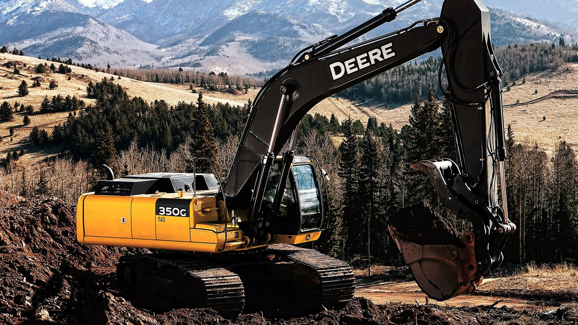 Excavator wallpaper wallpapersafari for Definition construction