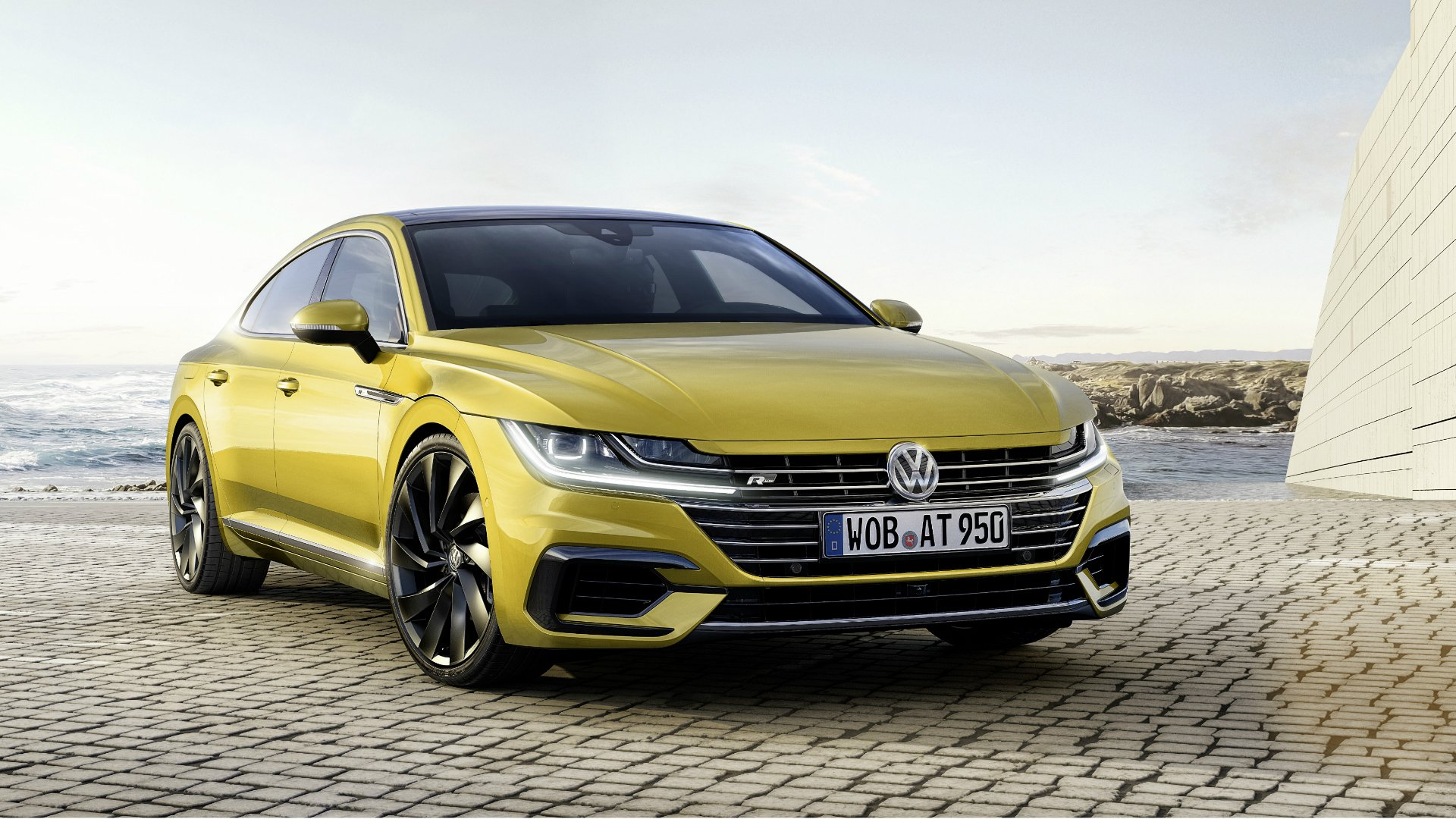 Volkswagen Arteon Shooting Brake Is Reportedly Happening   The Drive 1920x1080