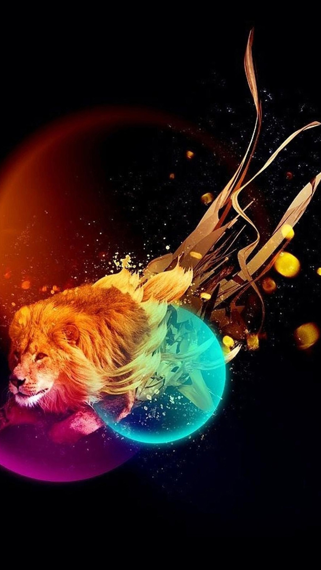 wild lion wallpapers for galaxy s5 Car Pictures 1080x1920