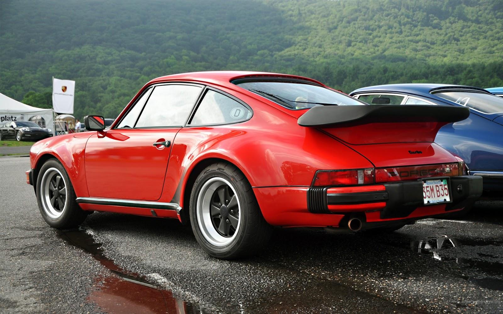 Classic Porsche 911 RS Carrera turbo wallpapers The Wallpaper 1600x1000