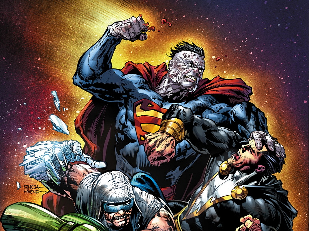 Forever Evil Computer Wallpapers Desktop Backgrounds 1280x960 ID 1280x960