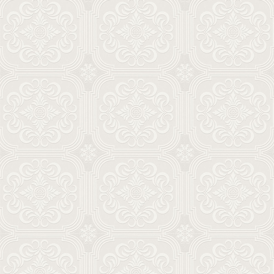 White Strippable Non Woven Prepasted Paintable Wallpaper at Lowescom 900x900