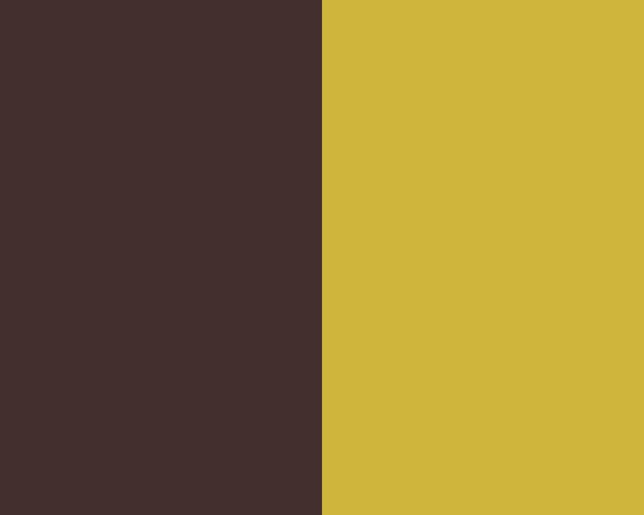 1280x1024 resolution Old Burgundy and Old Gold solid two color 1280x1024