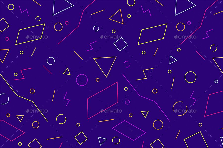 50 Abstract Linear Shapes Backgrounds Bundle Background patterns 900x600