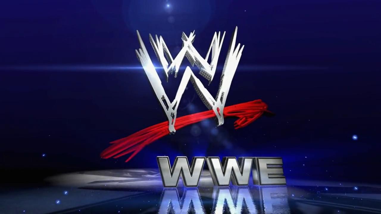 wwe logo blue wallpaper wallpaperswwe comjpg 1280x718