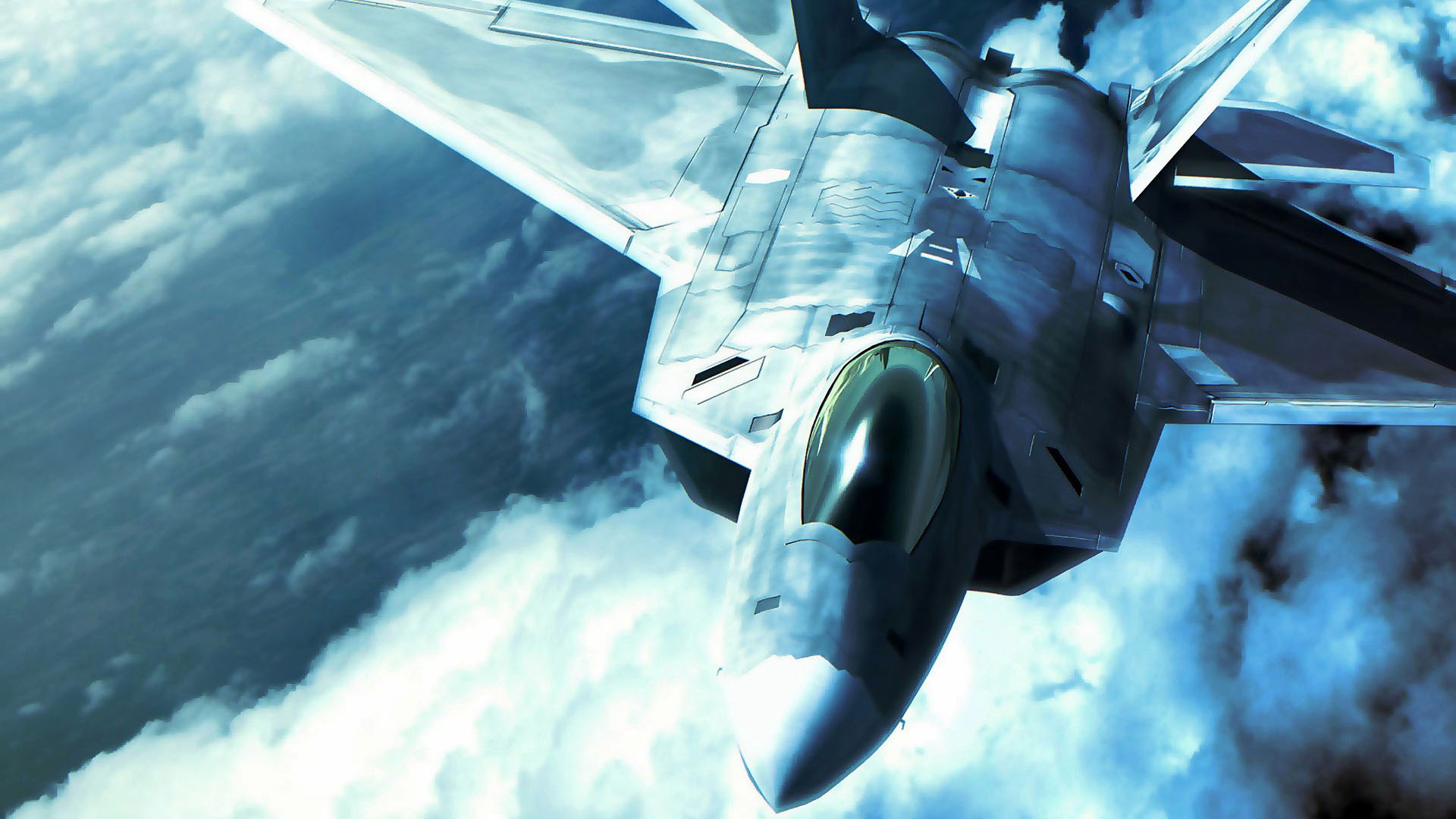 F 22 Raptor   Best Fighter JetBest Fighter Jet 1920x1080