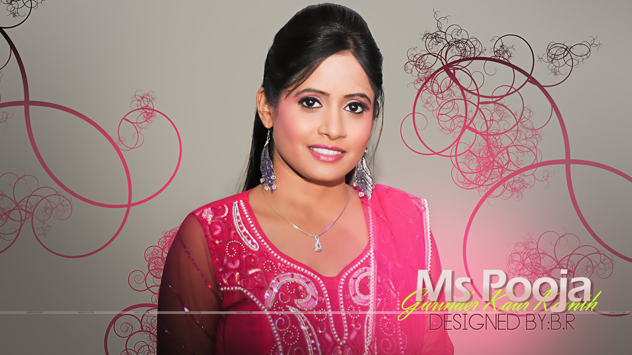 Miss Pooja Pictures Images 1280x720