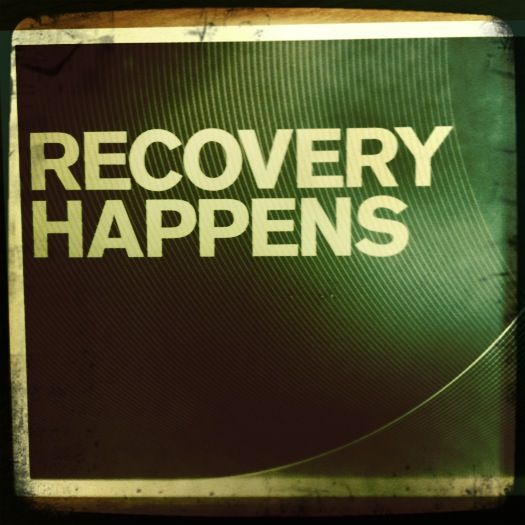 Recovery happens Mental health and work interests Pinterest 525x525