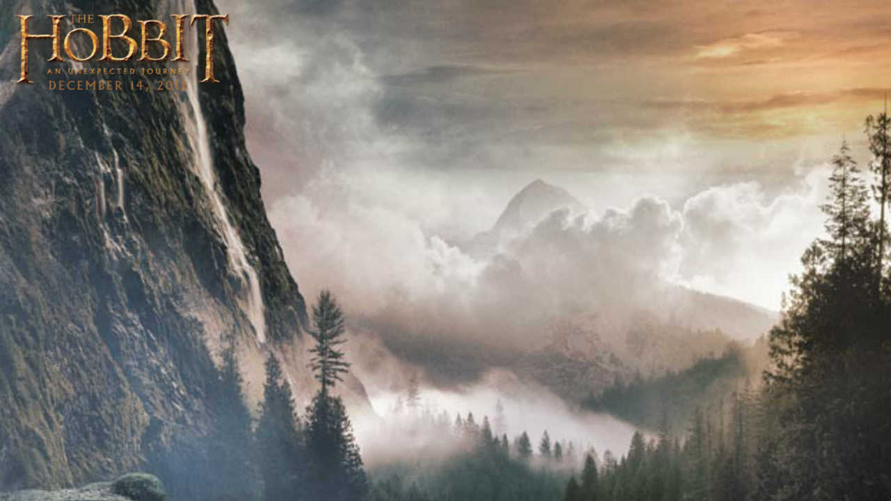 and Reblogs THE HOBBIT AN UNEXPECTED JOURNEY WALLPAPER 1280x720