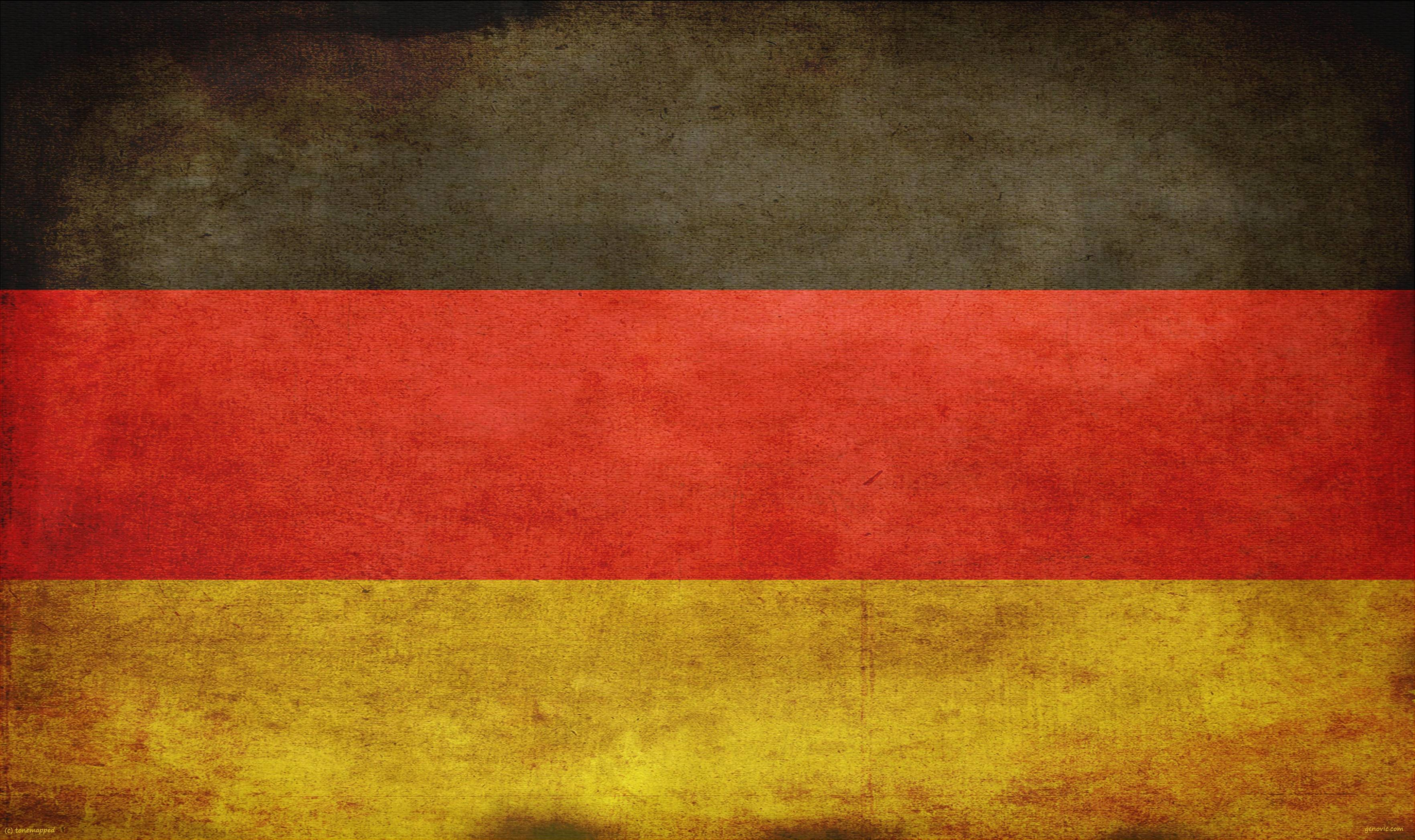 Germany Flag Wallpapers 3528x2095