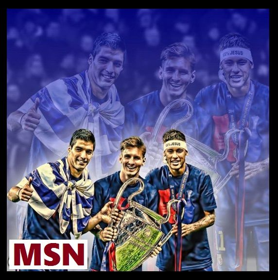 MSN Barca Wallpaper - WallpaperSafari