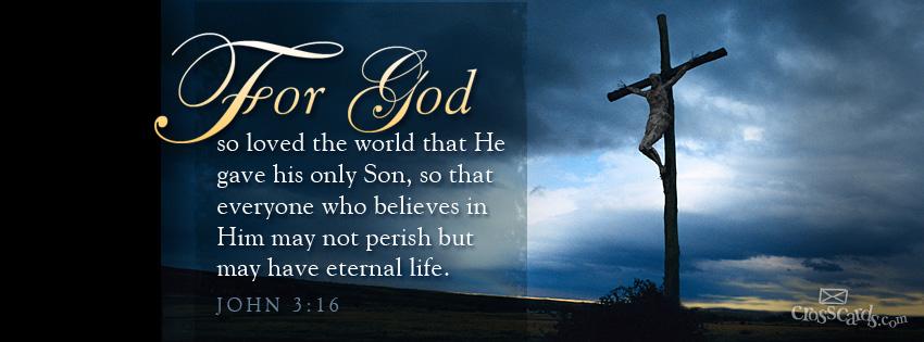 Download John 316   Christian Facebook Cover Banner 850x315