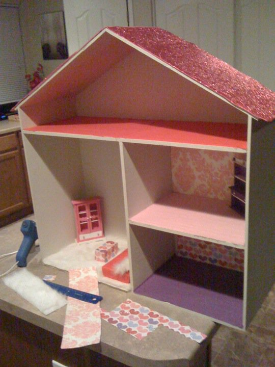Shear Goodies Make your own Doll house customize almost every detail 540x720