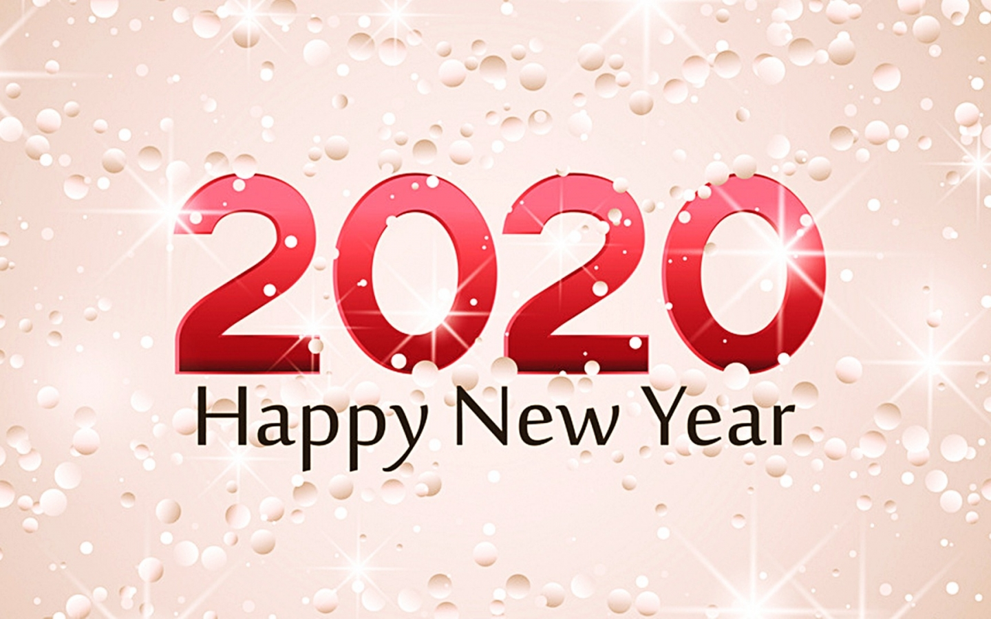 download Happy New Year 2020 Wallpaper HD 45554 Baltana 1440x900