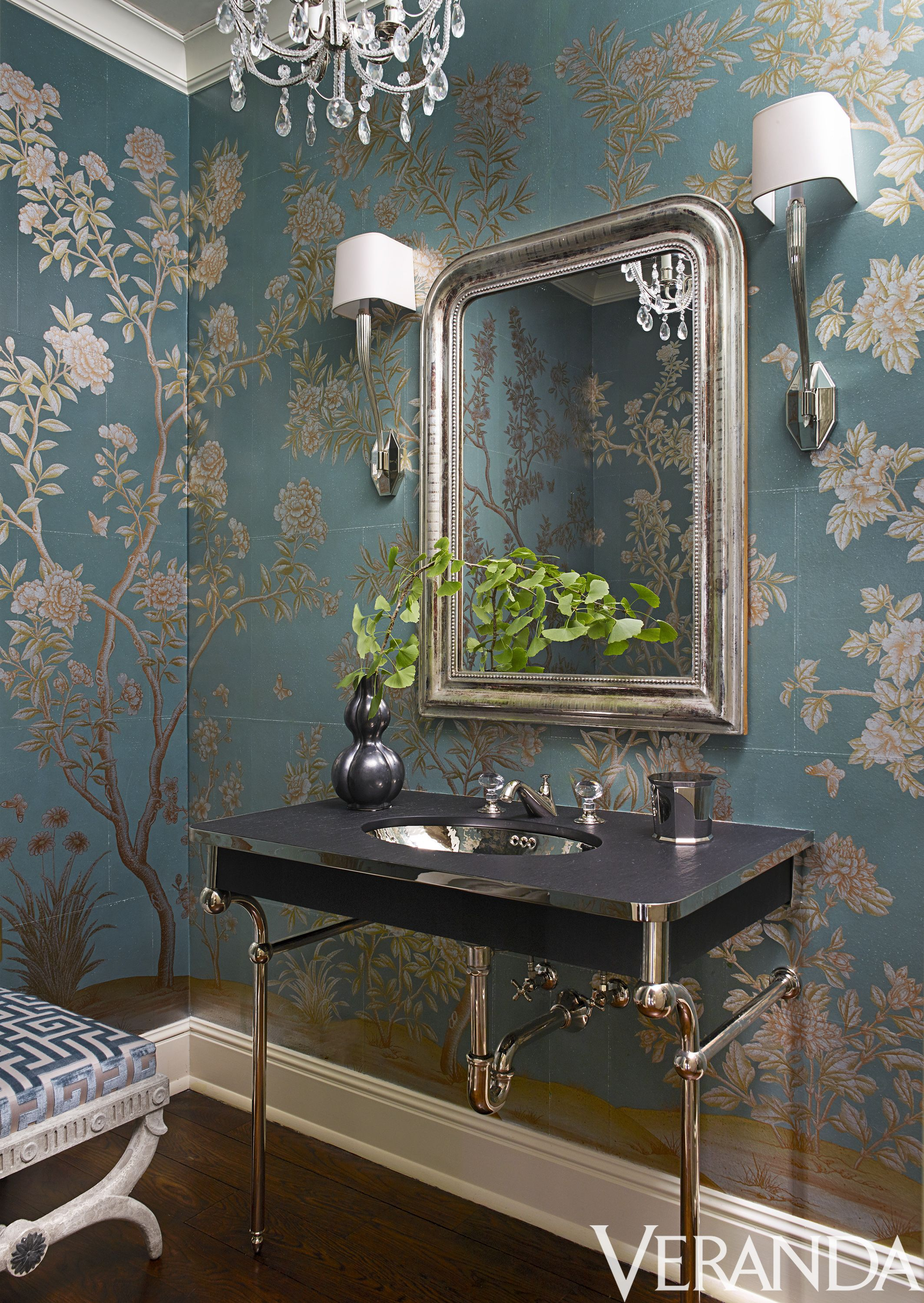 30 Small Bathrooms That Master Effortless Grace Wallpaper 2127x3000