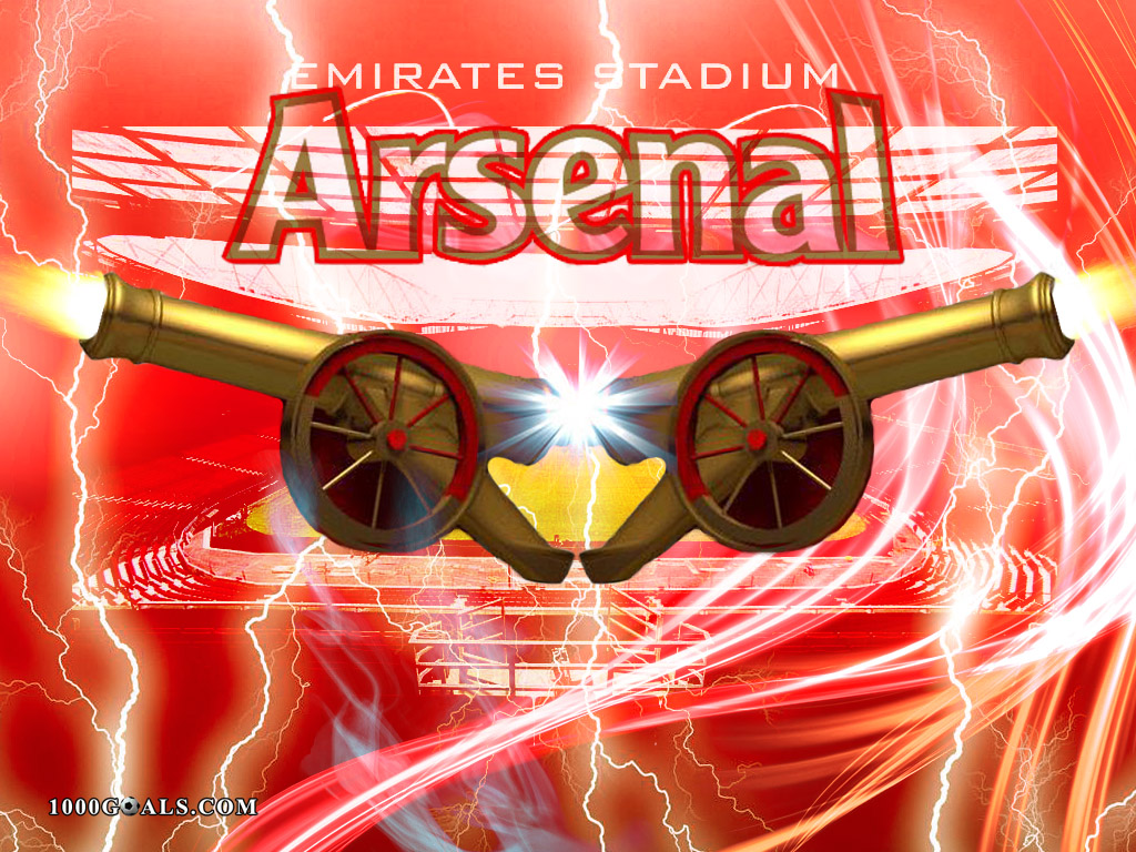 Download Arsenal   The Gunners Wallpapers Download Logo Wallpaper 1024x768