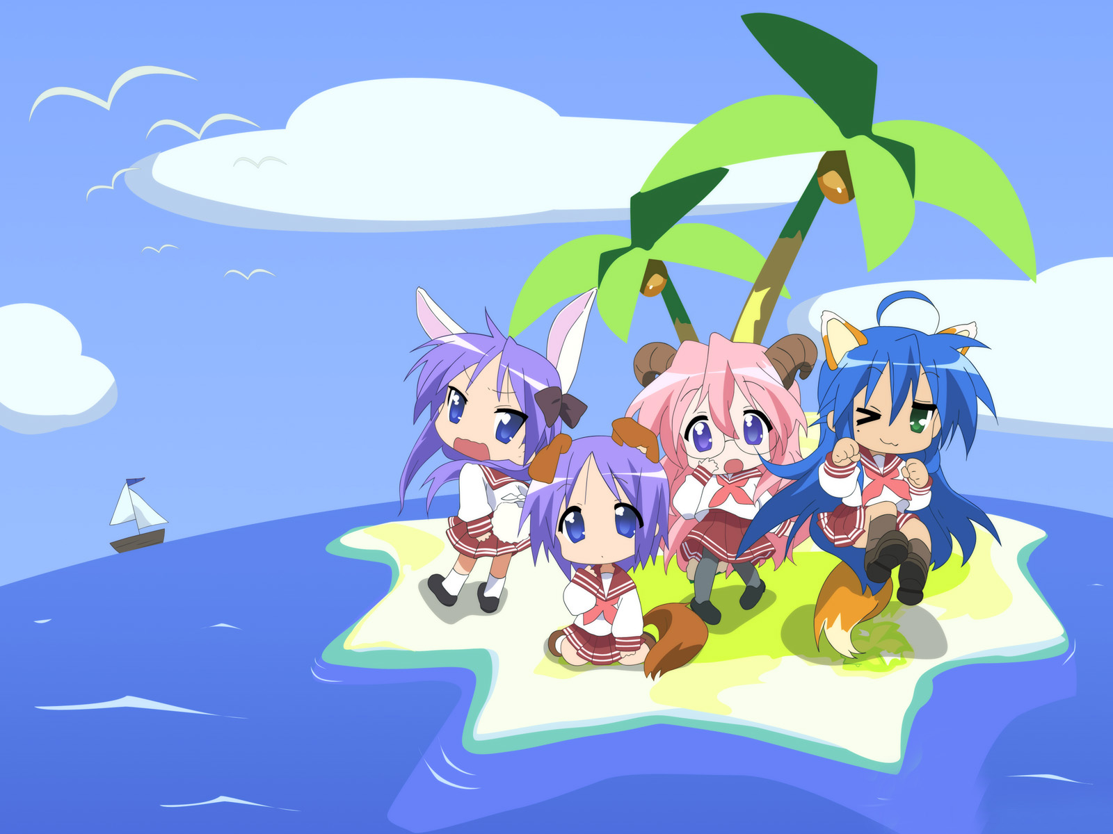 Lucky Star Wallpapers 1600x1200
