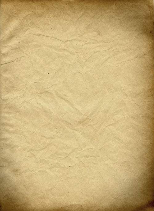 Old Paper Texture 500x684