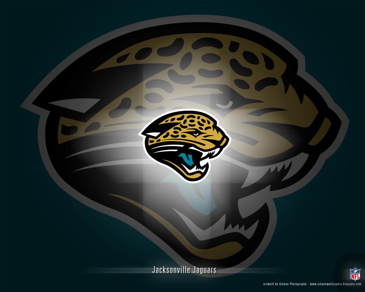 Arkane NFL Wallpapers Jacksonville Jaguars   Vol 1 1280x1024