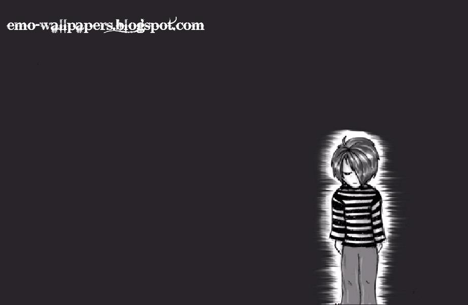 Emo Boy Sad 922x601