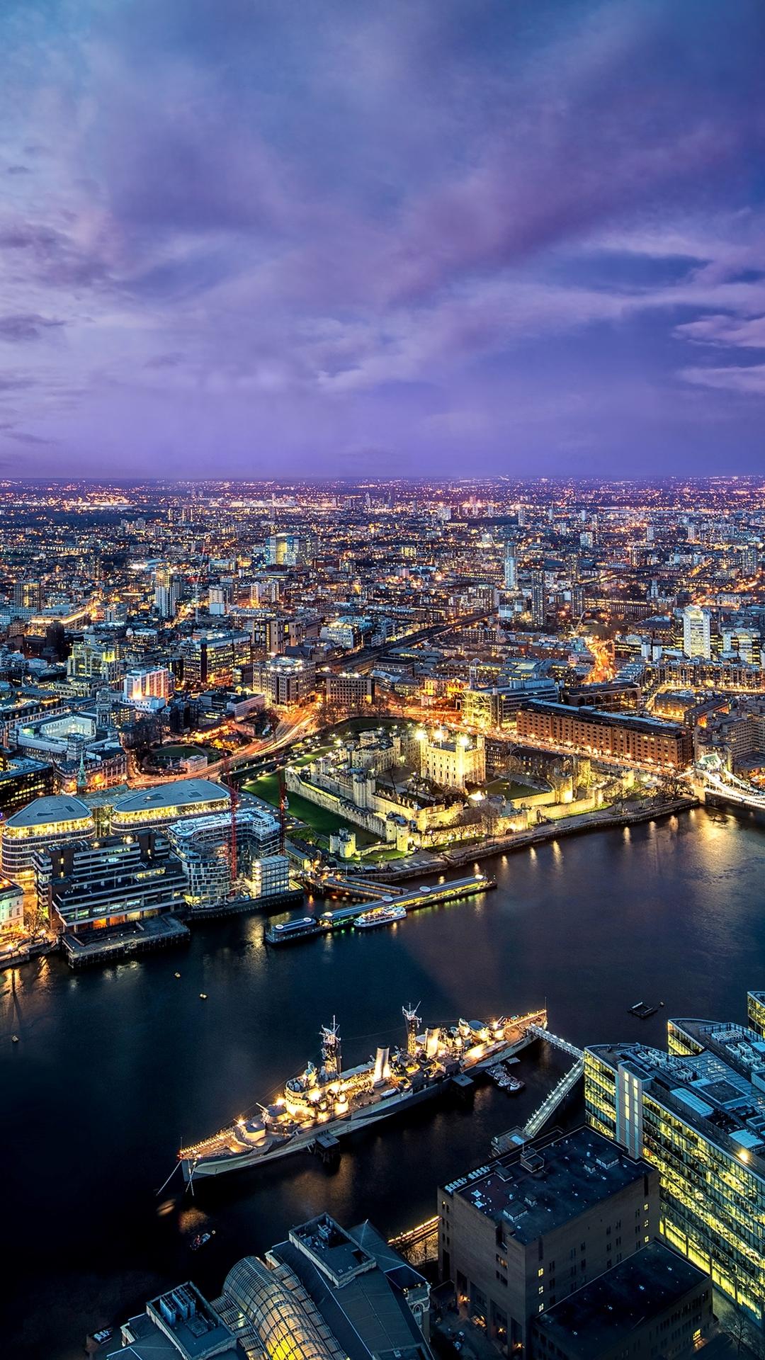 London view from shard 4K Ultra HD wallpaper 4k WallpaperNet 1080x1920