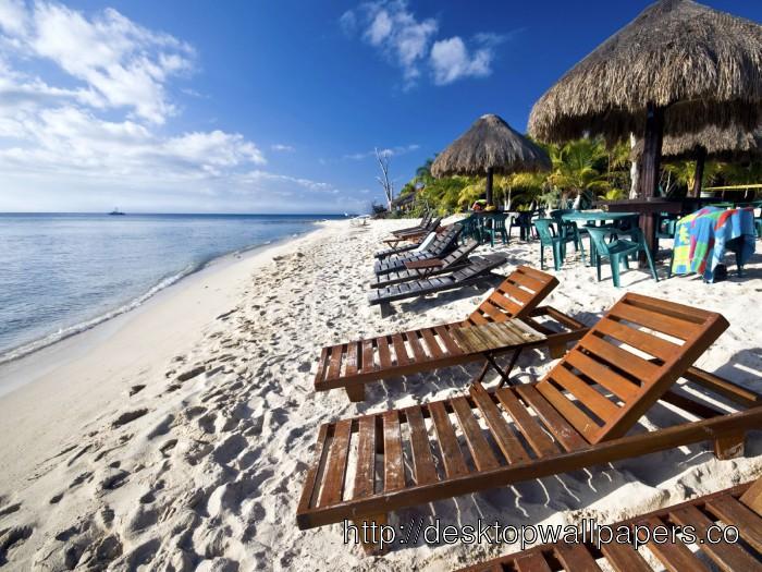Mexico Beach HD WallpaperDesktop Wallpapers Download 700x525