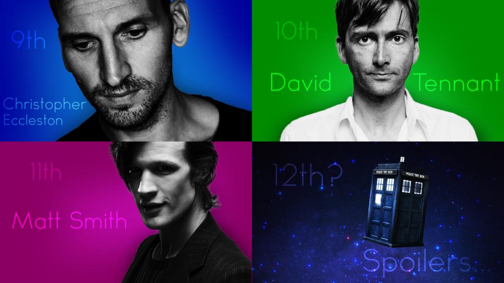 Doctor Who All Doctors Wallpaper - WallpaperSafari | 1024 x 576 png 554kB