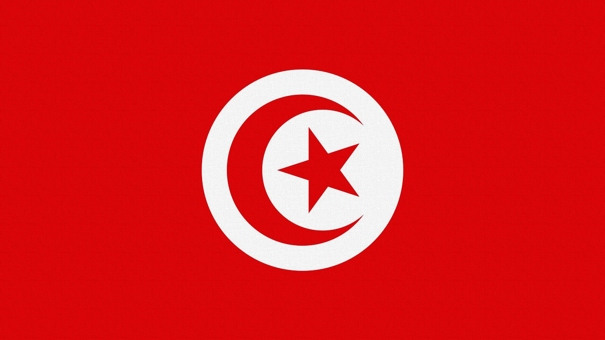 wallpaper tunisia flag star HD Widescreen High Definition 2048x1152