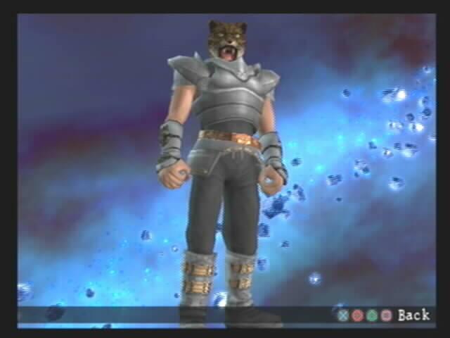 armor king art tekken 6 art gallery