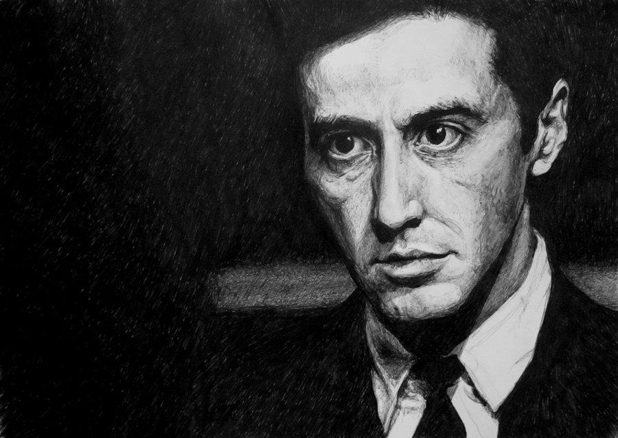 Free Download Michael Corleone Wallpaper Al Pacino As