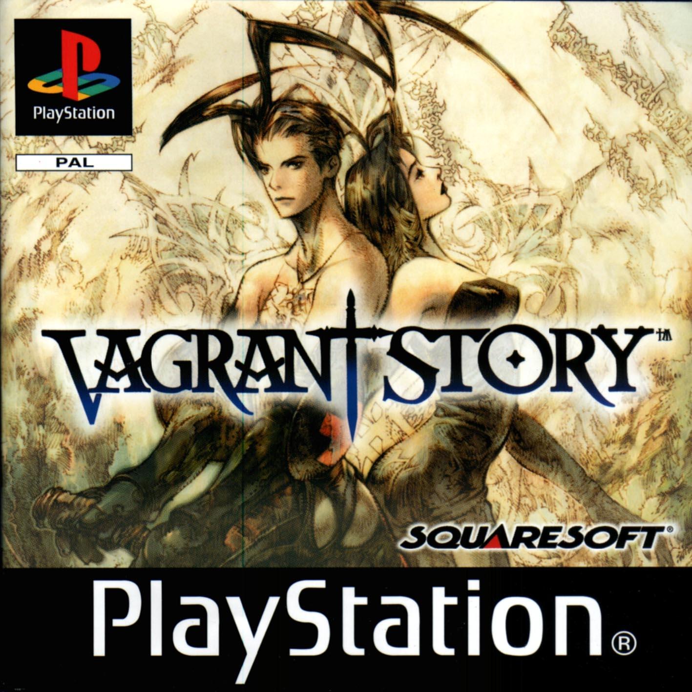 Vagrant Story 1417x1417