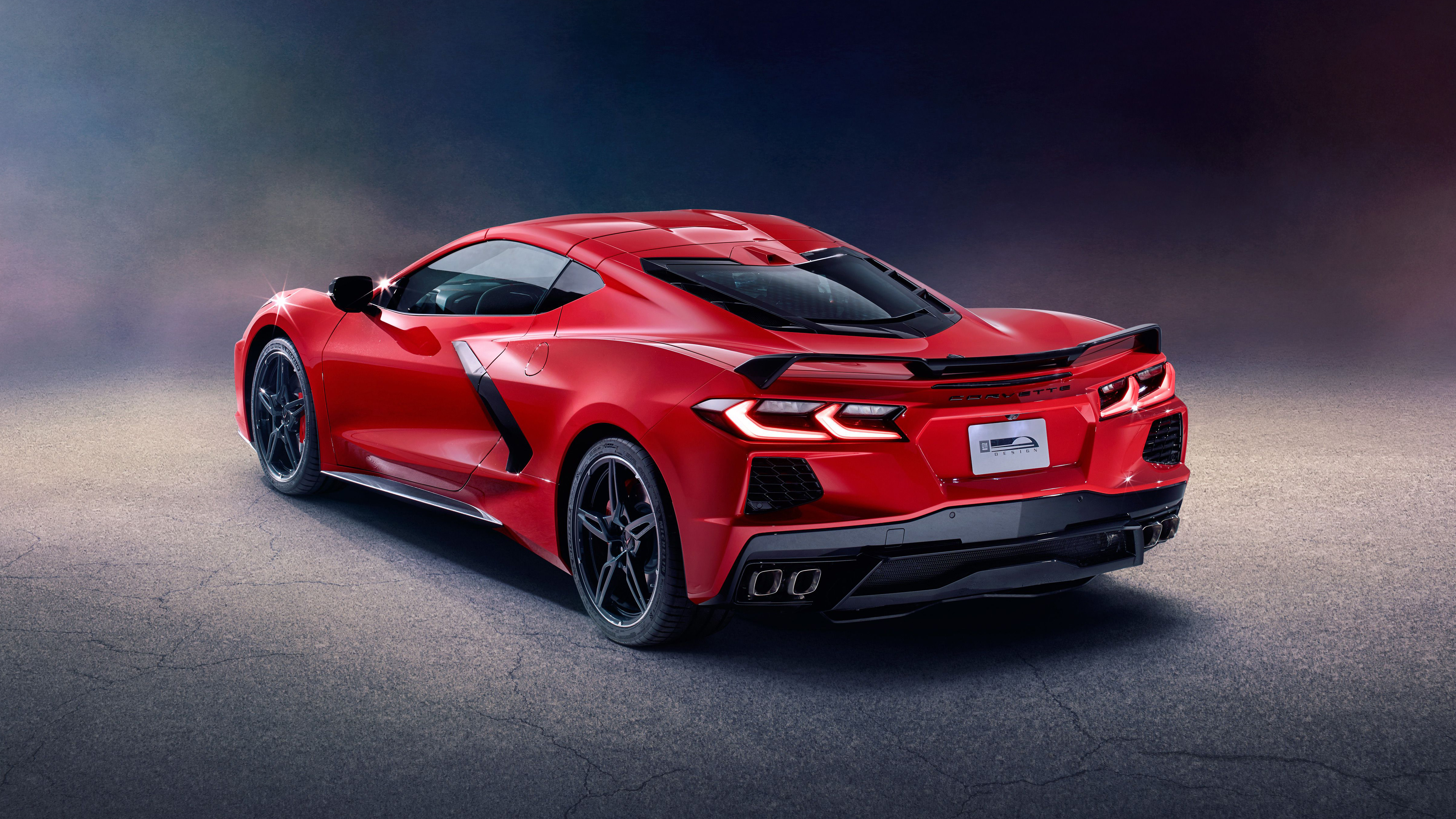 2020 Chevrolet Corvette Stingray Z51 4K 6 Wallpaper HD Car 5120x2880