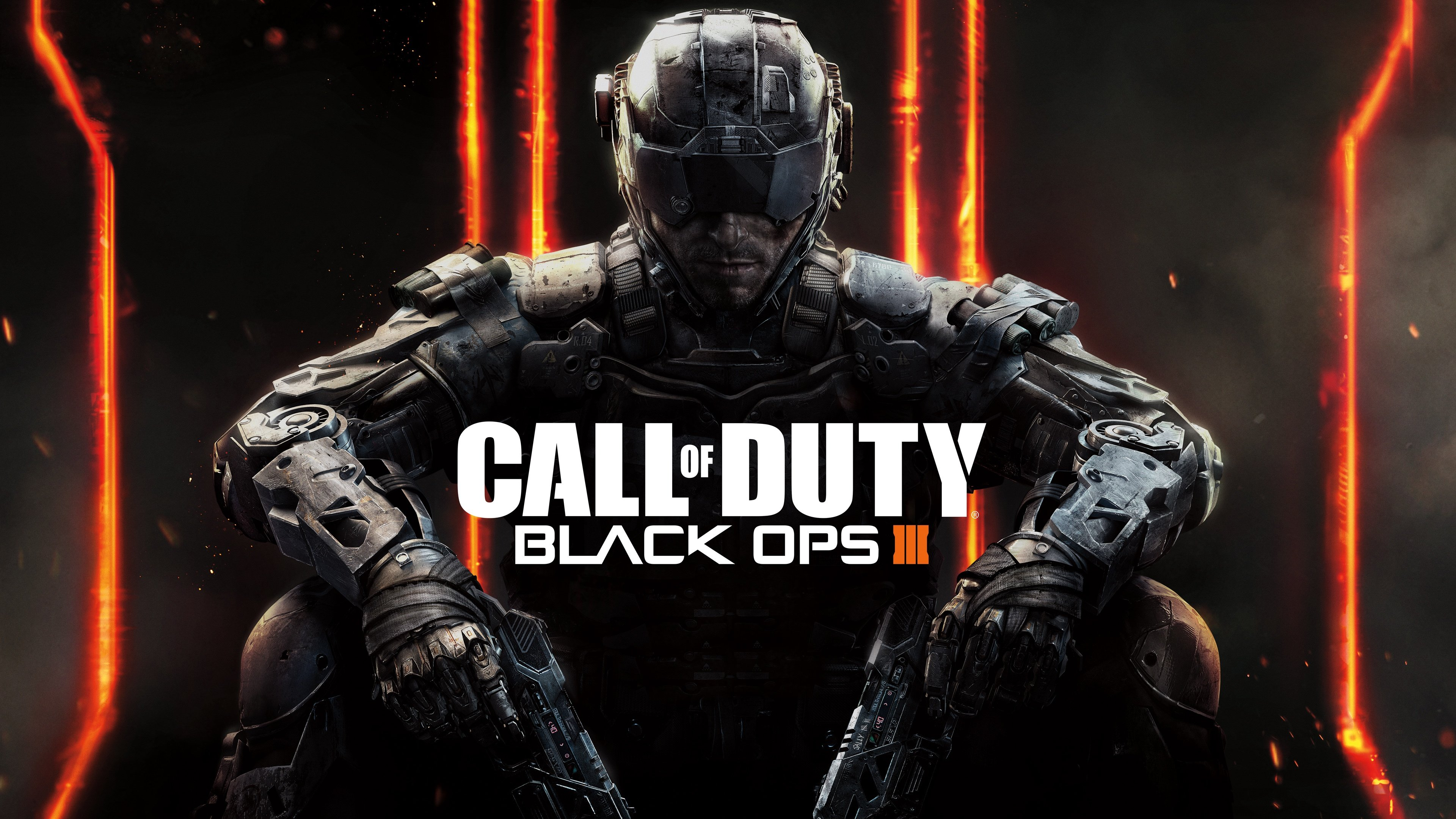 Call of Duty Black Ops III Wallpapers HD Wallpapers 3840x2160