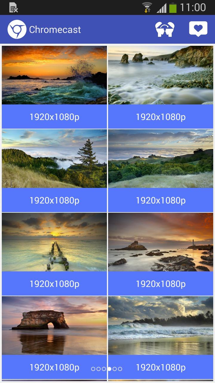 Chromecast Wallpapers holen Sie sich die schnen Google Wallpaper 720x1280