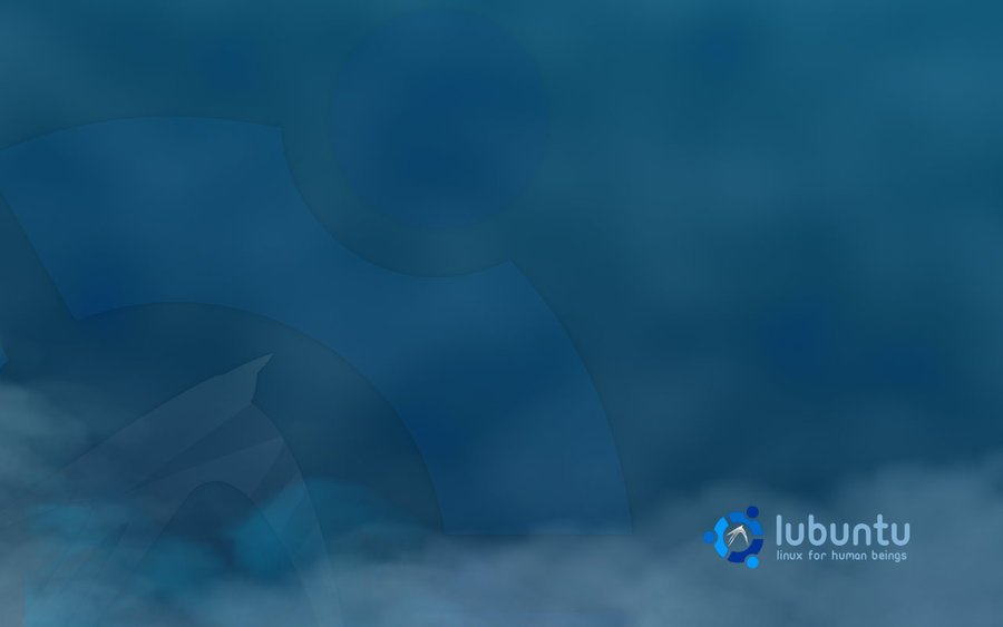Cloudy Lubuntu By Hackerleo 900x563