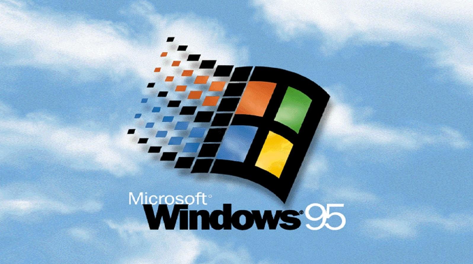 48 Original Windows 95 Wallpaper On Wallpapersafari