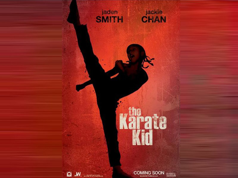 Karate kid hd wallpaper