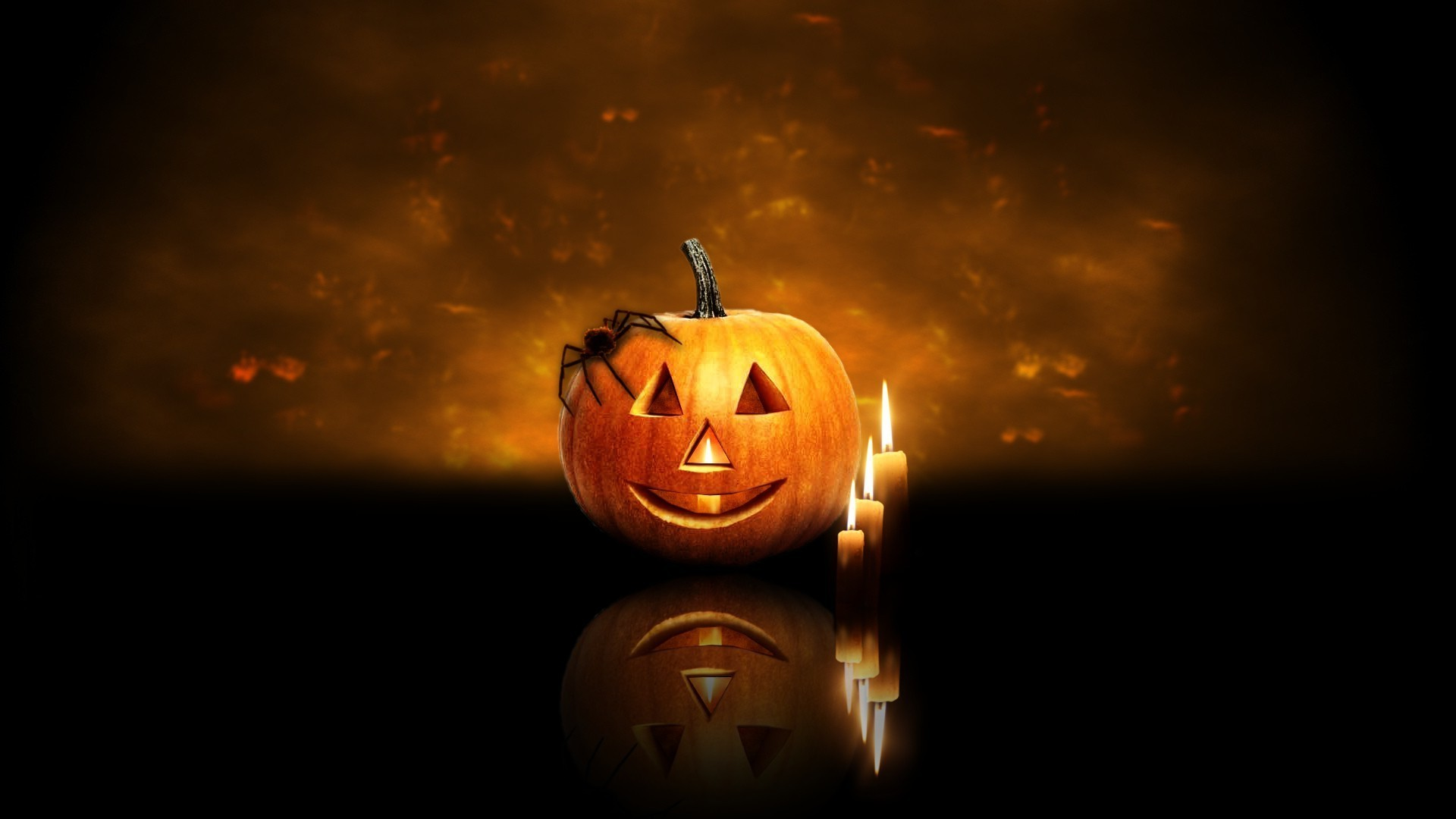 Animated Halloween Wallpapers with Music 63 images 1920x1080