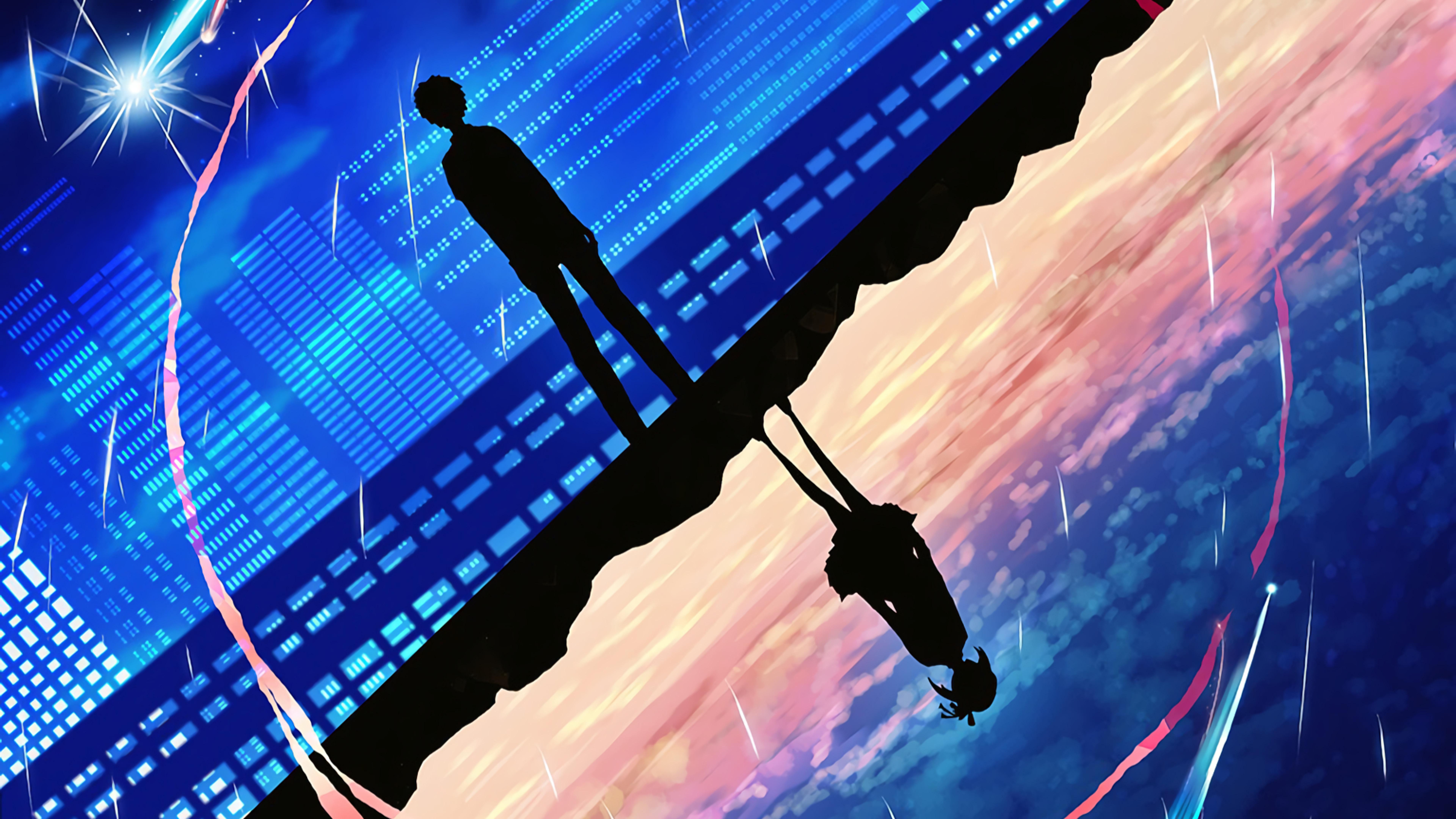 7680x4320 Kimi no Na wa Your Name 8K Wallpaper HD Anime 4K 7680x4320