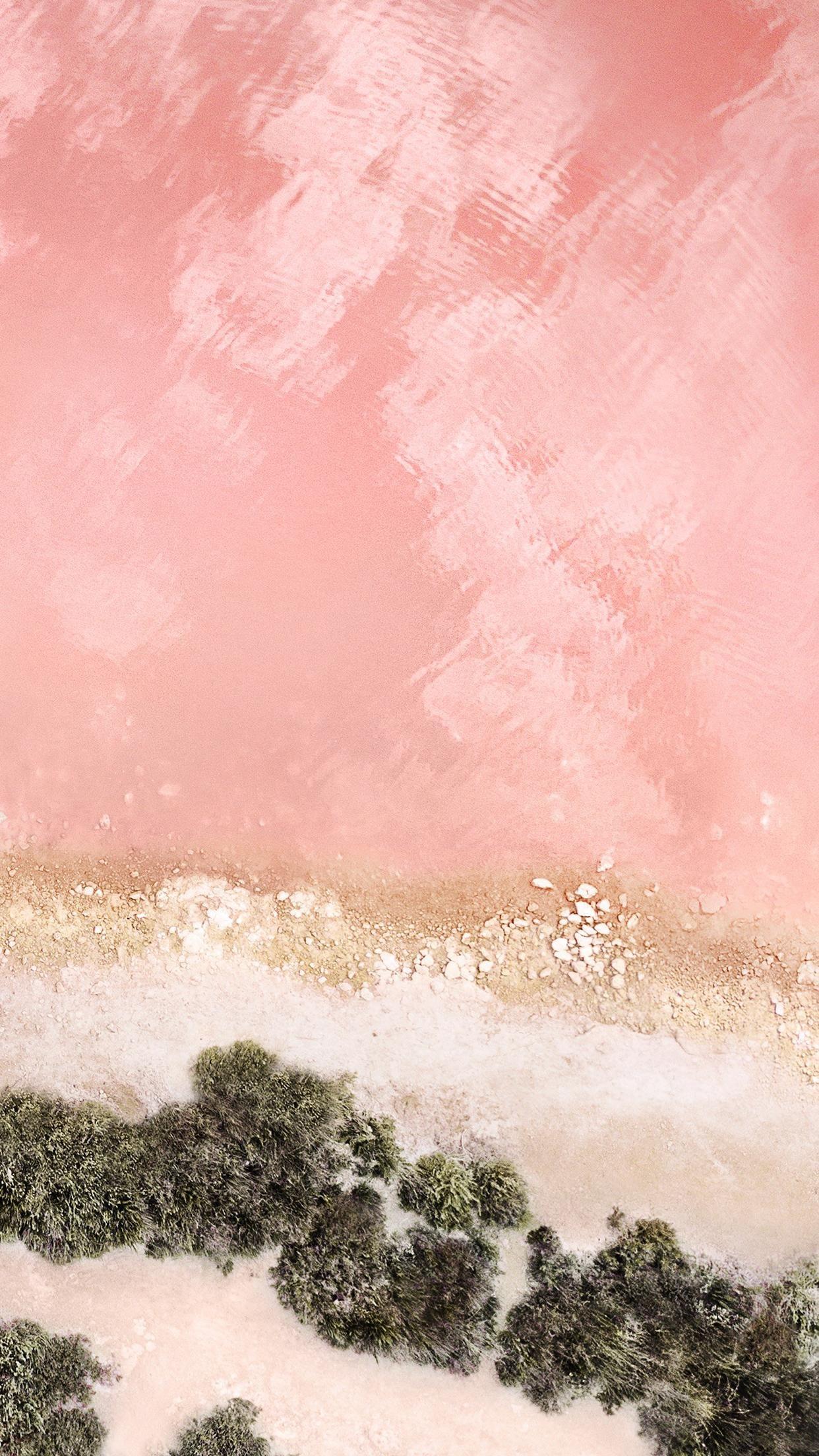 iOS 11 Wallpaper iPhone iPhone Wallpaper Ideas Pink wallpaper 1242x2208
