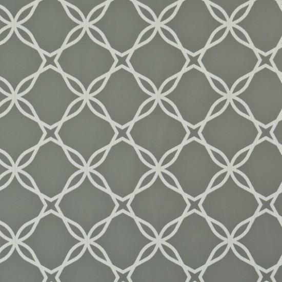 Geometric Wallpaper In Gray Twisted grey geometric lace 550x550