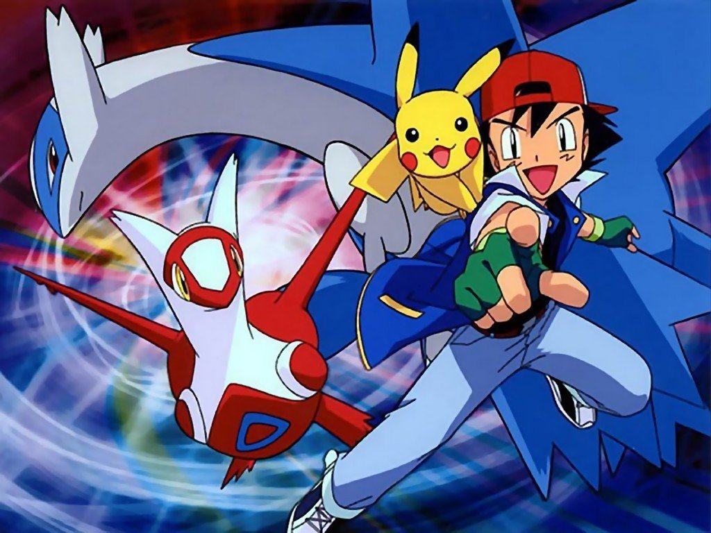 Latias and Latios images Eons HD wallpaper and background photos 1024x768