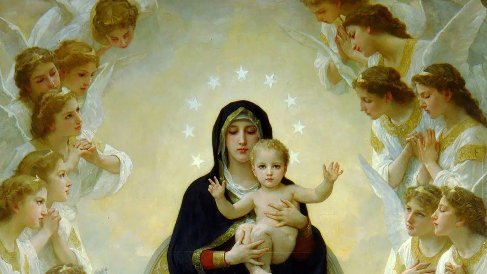 Wallpapers Of Virgin Mary 1600x900