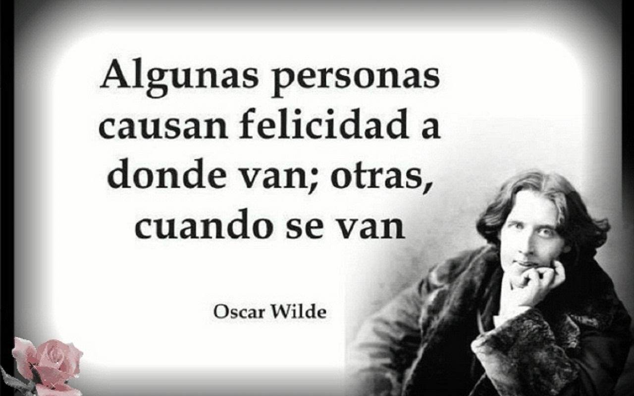 Poets Writers images Oscar Wilde Quote HD fond dcran and 1280x800
