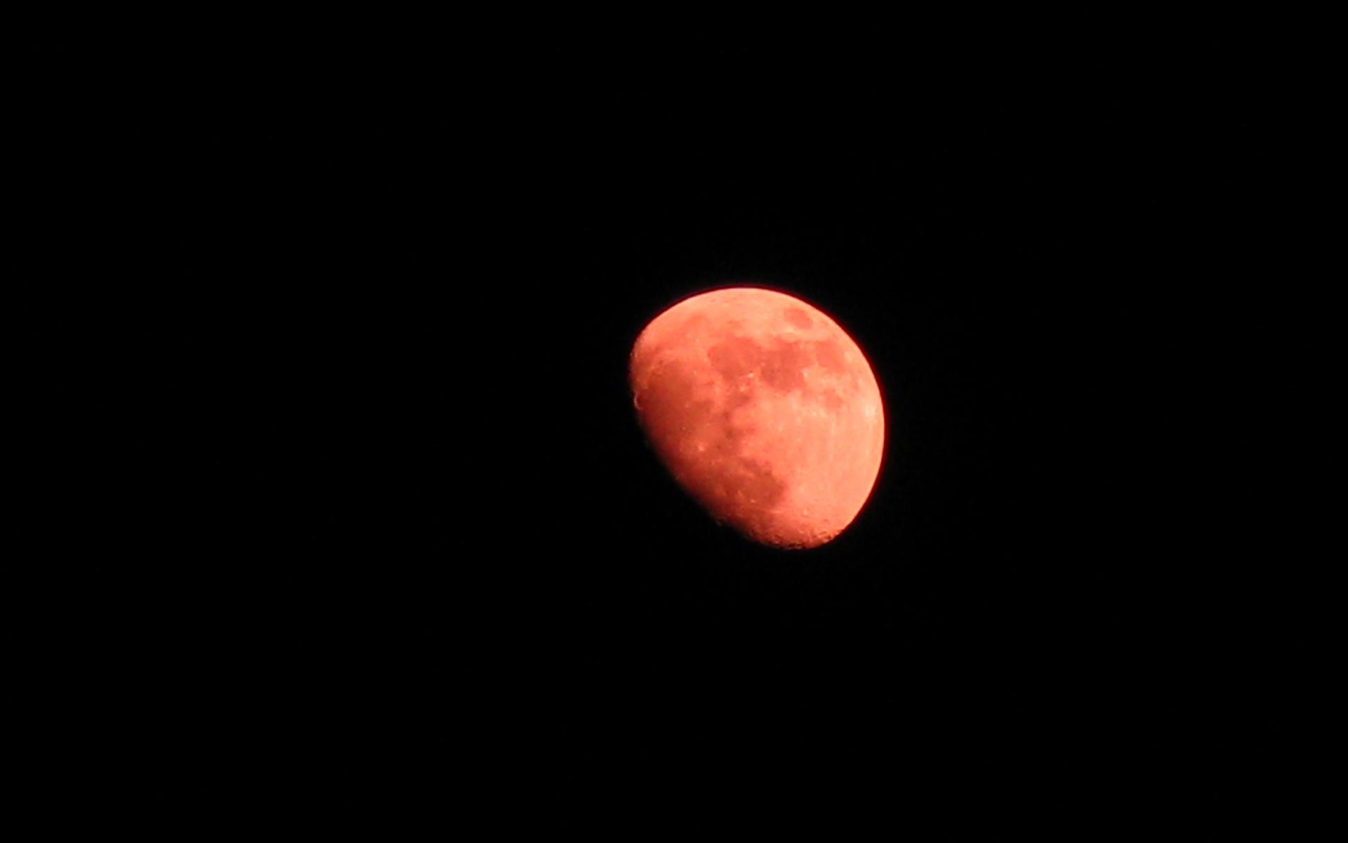 Red Moon Wallpaper: Red Moon Wallpaper