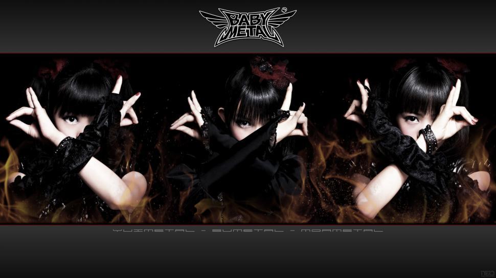 Babymetal Japanese girls group 05 wallpaper other Wallpaper 970x545
