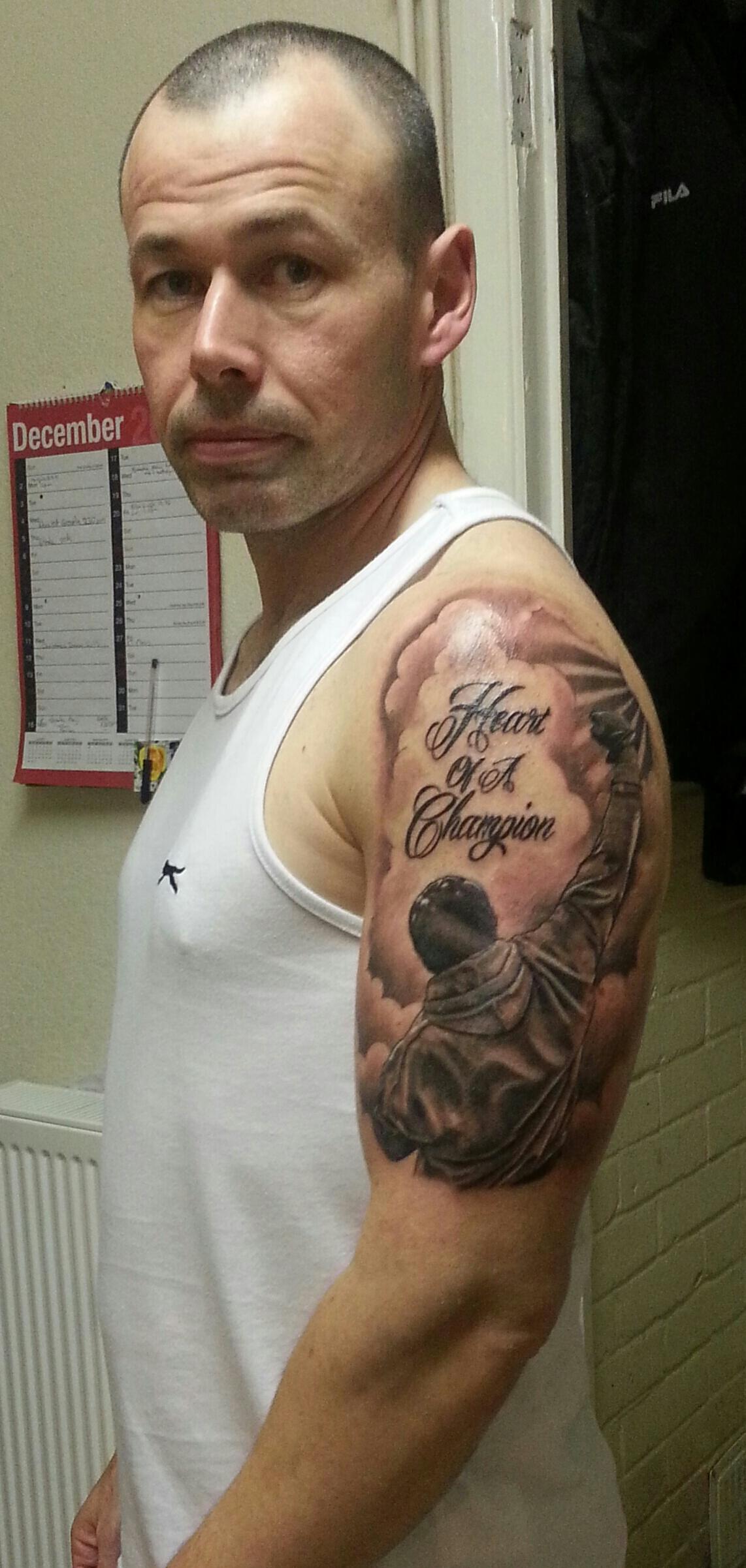 rocky balboa tattoo   Rocky Photo 36222815 1142x2403
