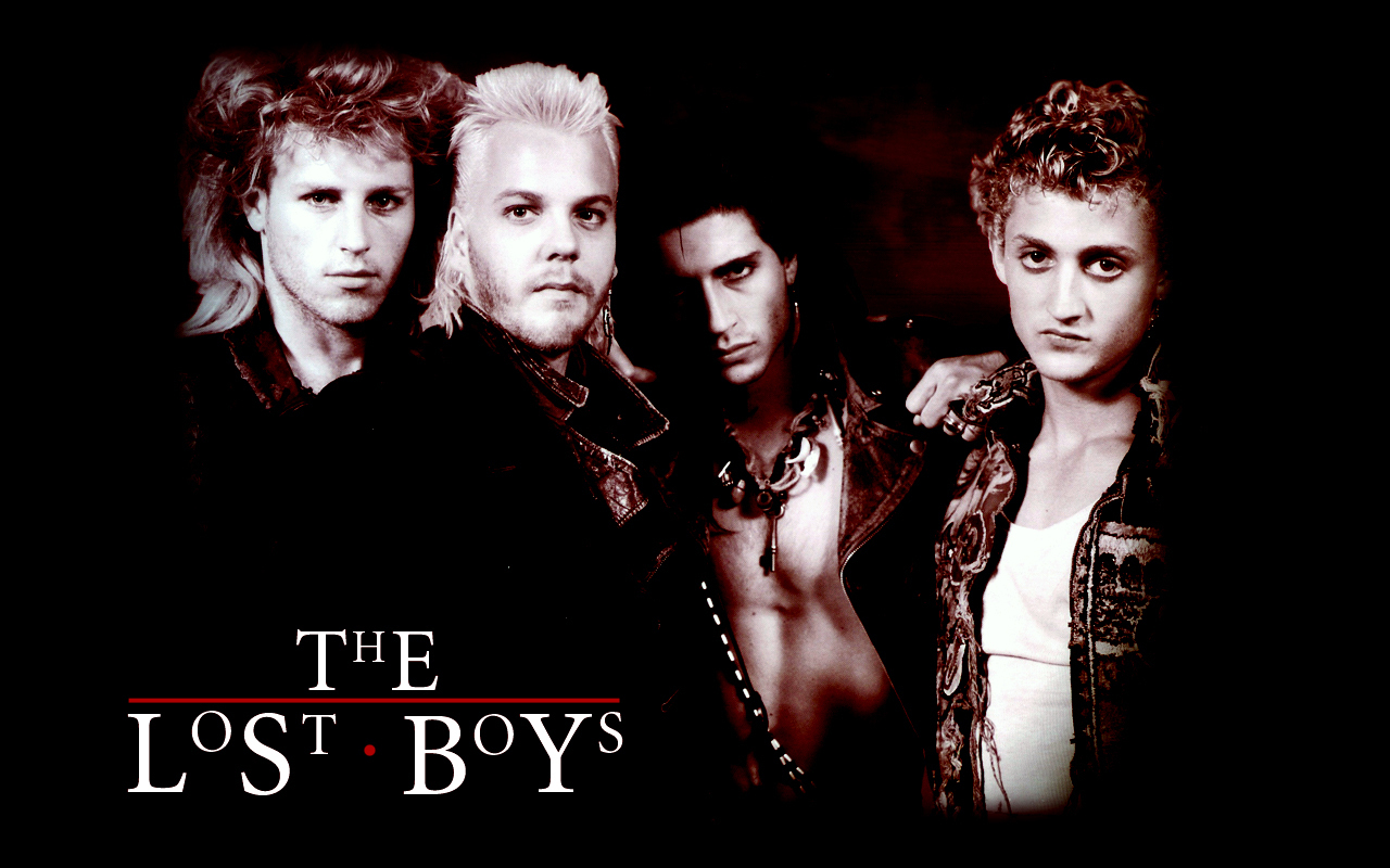 Lost Boys Wallpaper   The Lost Boys Movie Wallpaper 1969044 1280x800