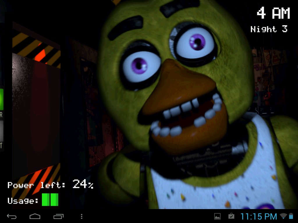 My Five nights at Freddys 2 theory by Creeperchild 1024x768